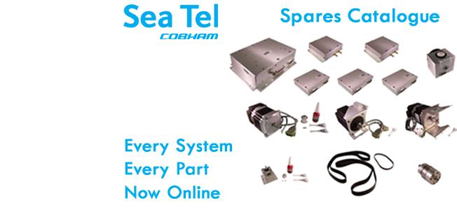 Sea Tel Spares