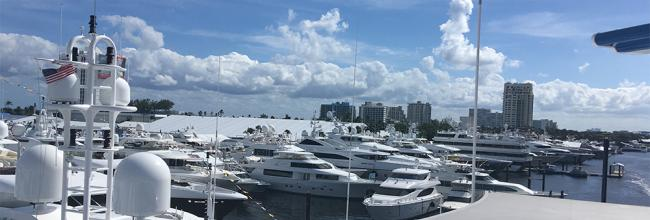 Livewire Connections Fort Lauderdale Boat Show 2017