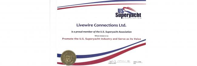 Livewire Connections become members of the USSA