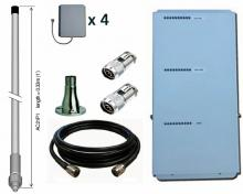3G Booster Repeater for Yachts