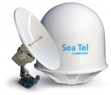 Sea Tel 5004UA TVRO Antenna